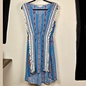 NWT Relished Boho Aztek Design Dress